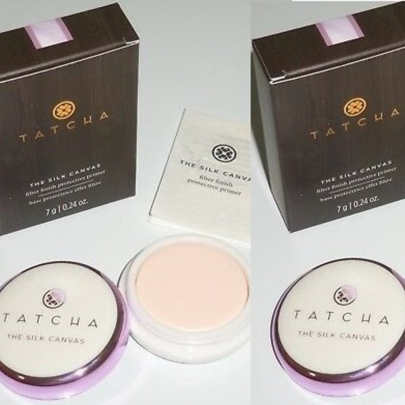 TATCHA Other - 2 TATCHA - THE SILK CANVAS - BOTH BRAND NEW BOXES
